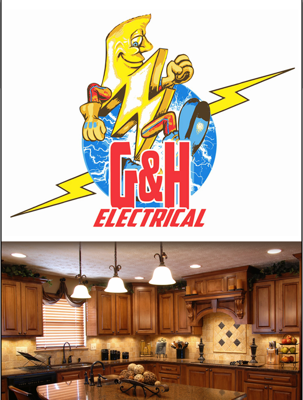 G & H Electrical Contractors and Consultants, Inc. Logo